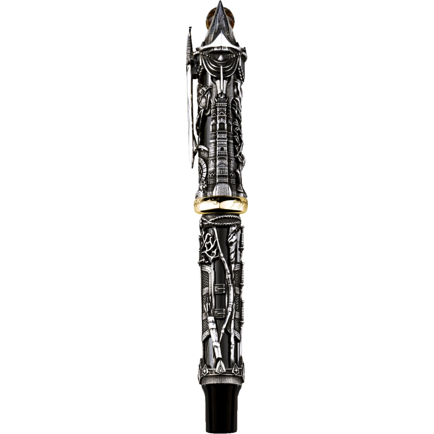The Lord Of The Rings L.E., Fountain Pen, Silver, Fine