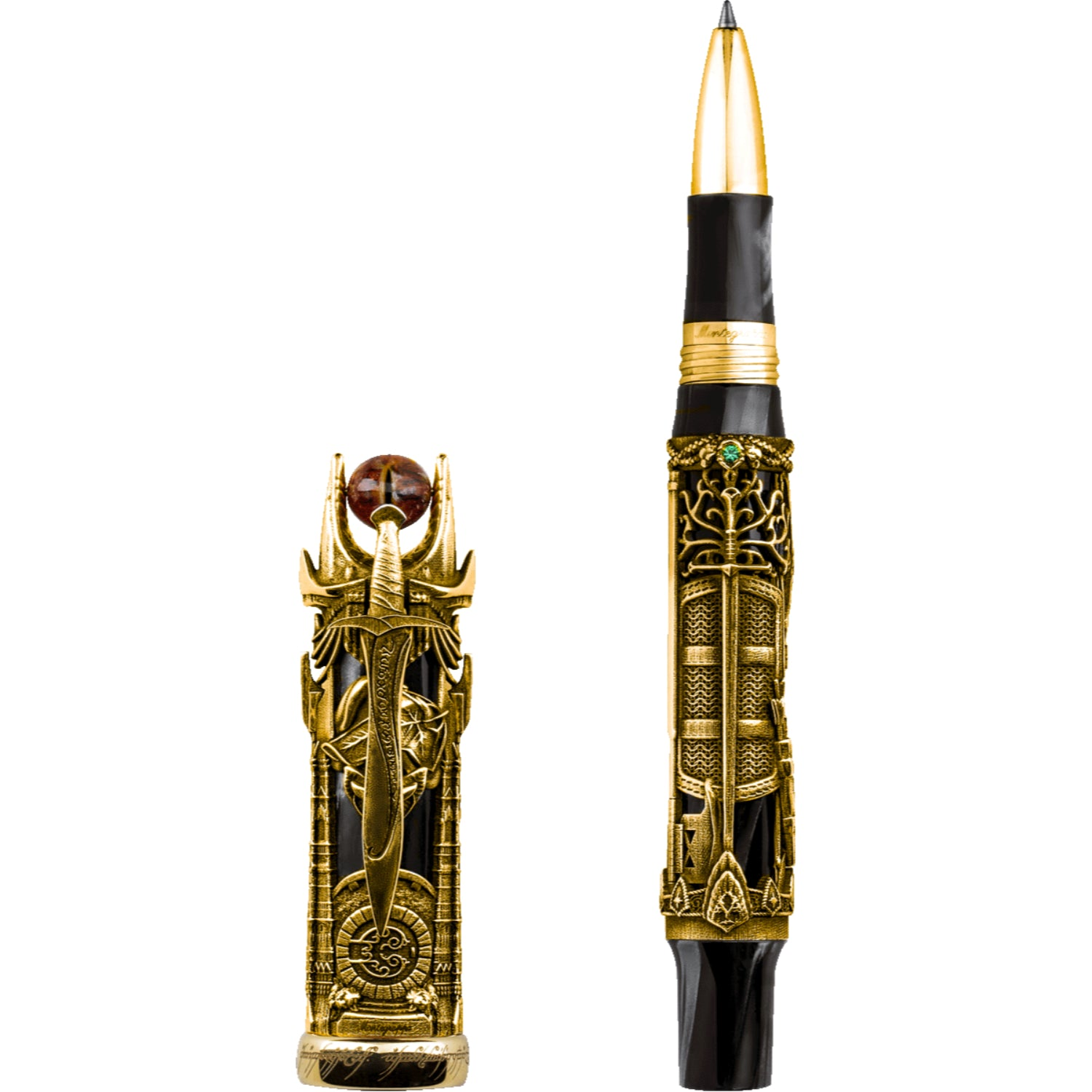 The Lord Of The Rings L.E., Rollerball Pen, 18K Gold