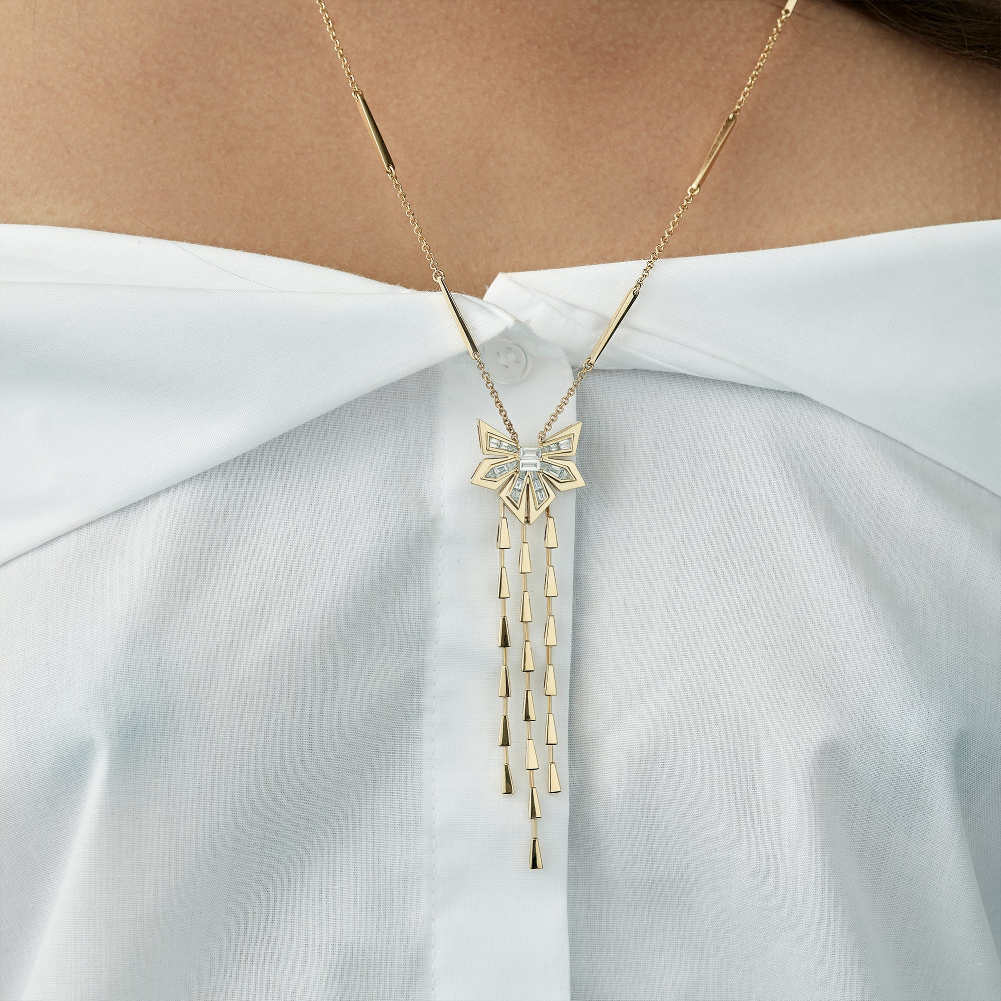 Stephen Webster - Dynamite Cascade Necklace