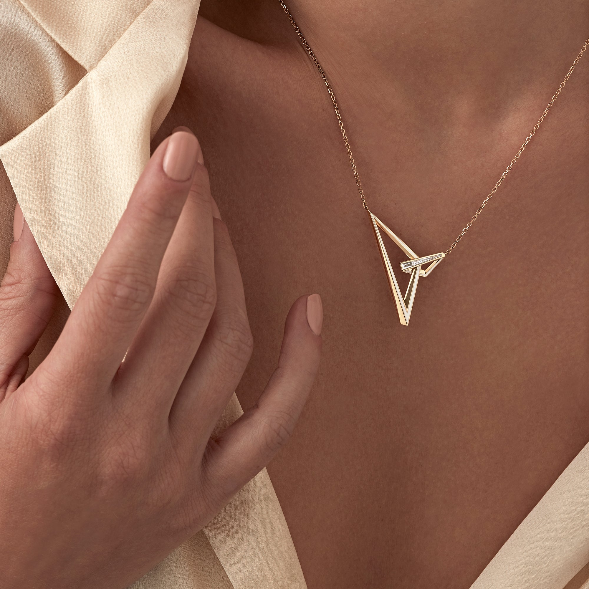 Stephen Webster - Vertigo Obtuse Necklace