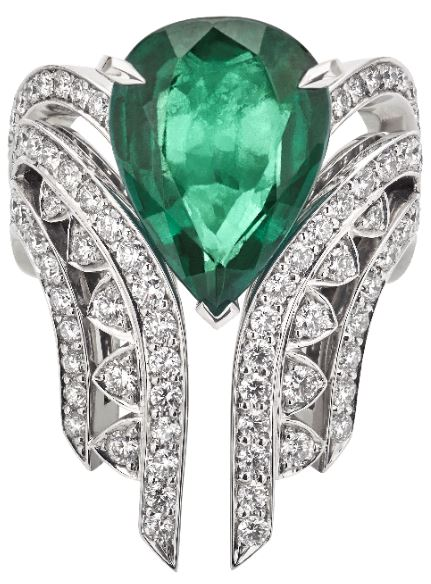 Stephen Webster - Deco New York Cocktail Ring