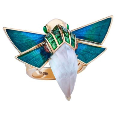 Stephen Webster - Jitterbug Cuckoo Bee Ring