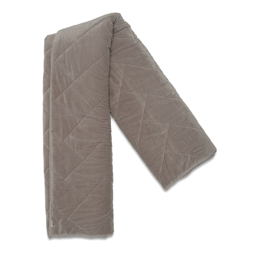 Bedspread Chevron Simply Taupe