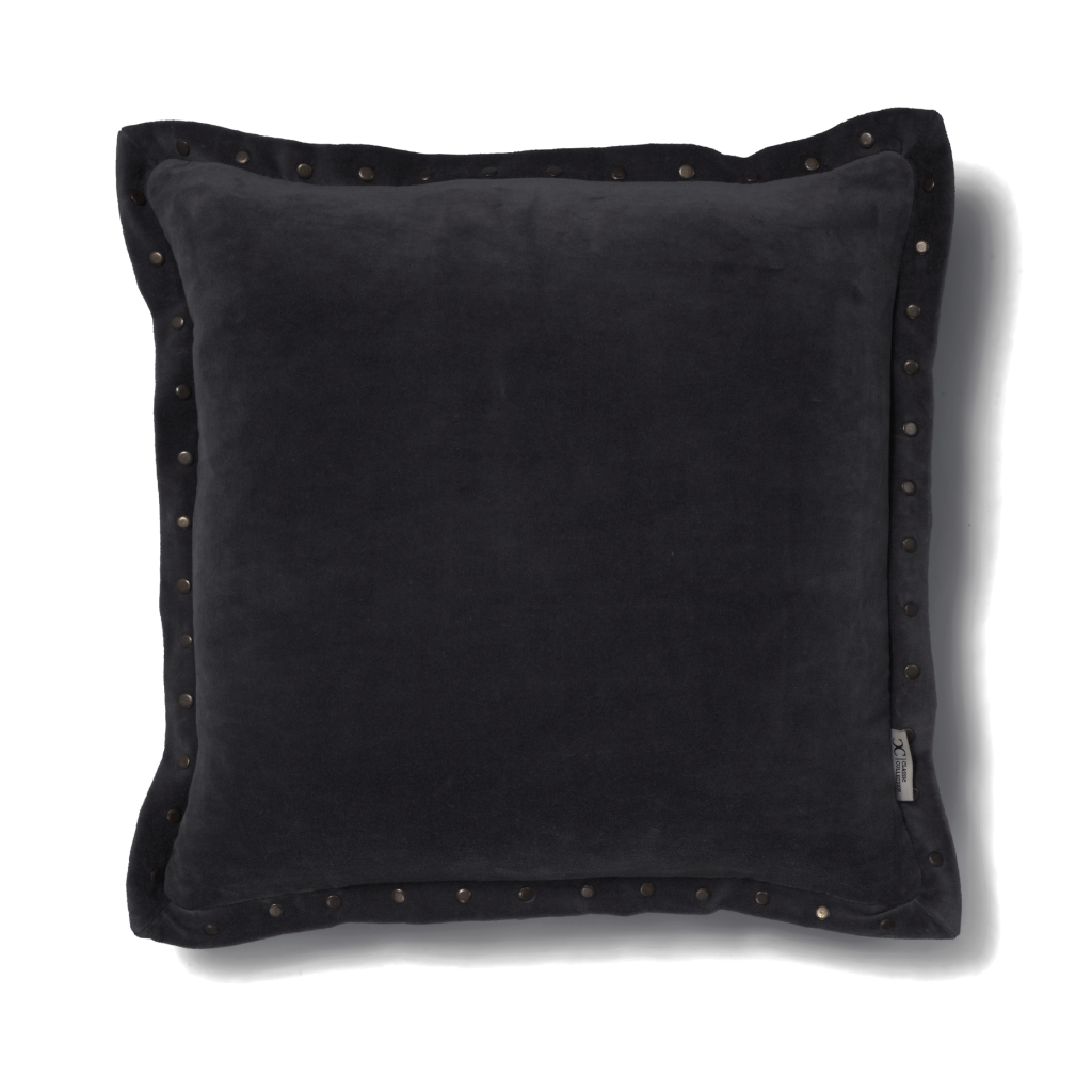 Cushion Cover Venice Black