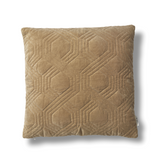 Cushion Geometric Tan