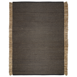 Carpet Goa Blacka/Jute