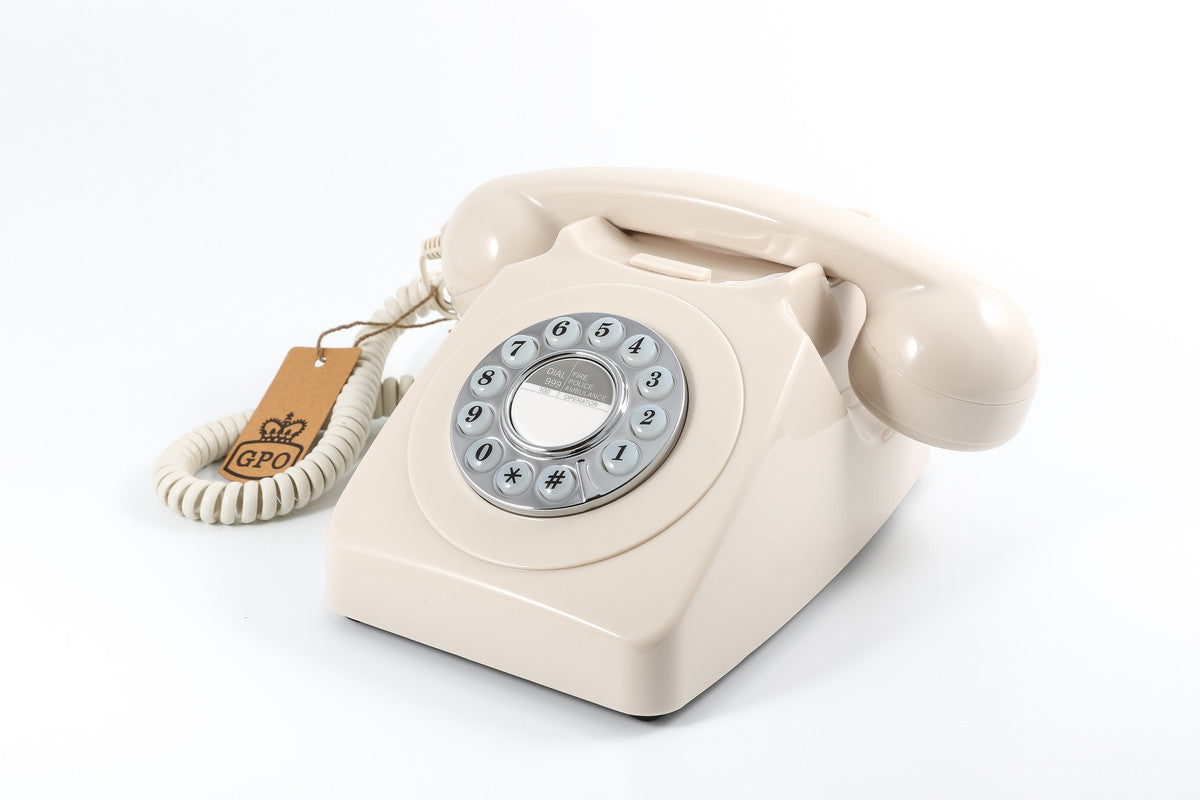 GPO 746 Push Button - Desk Telephones