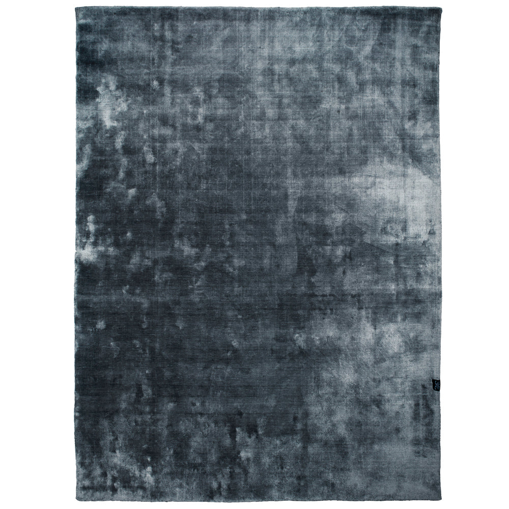 Rug Velvet Tencel Stormy Weather
