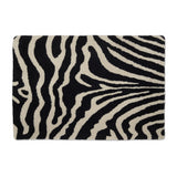 Doormat Zebra 60x90 Black/White
