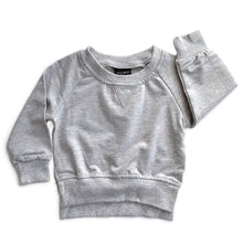 Load image into Gallery viewer, Little Bipsy Grey Pullover