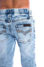 Load image into Gallery viewer, Beau Hudson Denim Jeggings