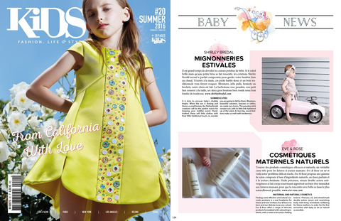 parution presse Kids