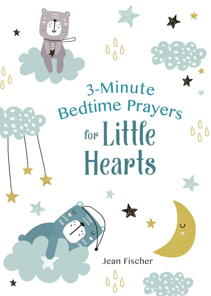 Barbour Publishing, Inc. - 3  Minute Bedtime Prayers for Little Hearts
