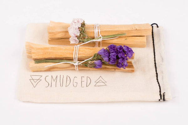 SMUDGED - The Sun | Palo Santo Bundles