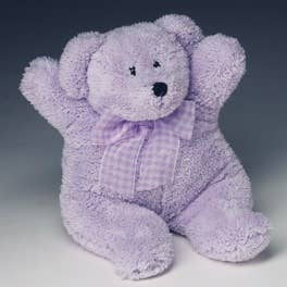 Sonoma Lavender - Warming Teddy Bear - Lou the Lavender Bear