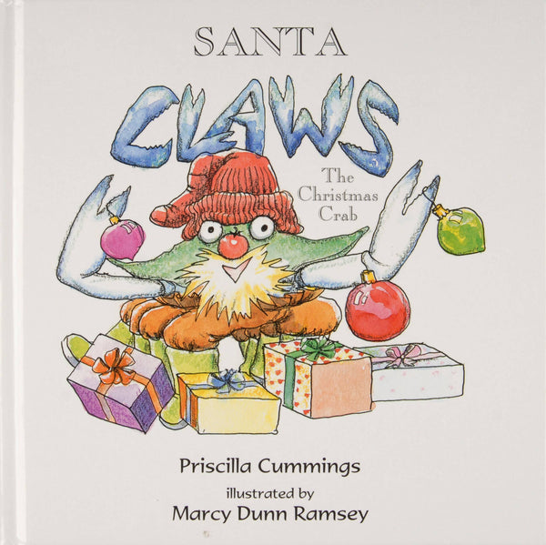 Schiffer Kids - Santa Claws: The Christmas Crab
