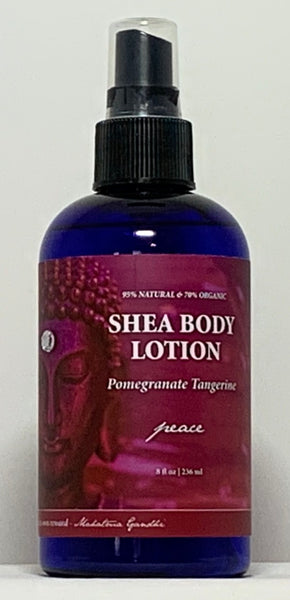 Natural Selection Bath and Body - Peace Pomegranate Tangerine Buddhalicious 8 oz Scent Spray