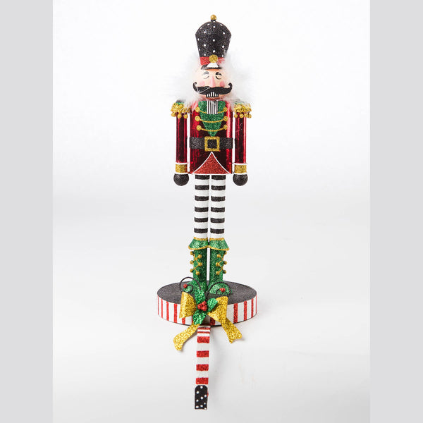 "DTHY! - 15"" Nutcracker Stocking Holder"