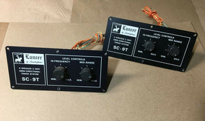 *Pair* Lancer by Soundcraftsman Level Controls for SC-9T Speakers