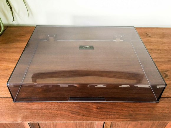 Pioneer PL-12D Turntable / Record Player Dust Cover / Dustcover *Nice!*