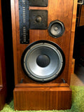 *PAIR* Vintage Infinity Quantum QLS-1 Speakers *Parts/Repair - Read Description*