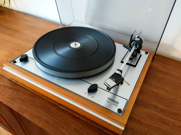 Thorens TD-165 Belt Drive Turntable *Restored*