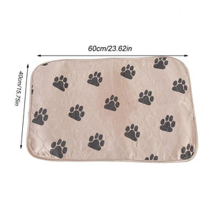 Reusable Absorbent Dog Mat