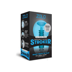 Zolo Mini Double Bubble Stroker