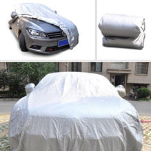 Load image into Gallery viewer, Waterproof Car Covers Size S M L XL SUV L XL Indoor Outdoor Full Car Cover Sun UV Snow Dust Rain Resistant Protection