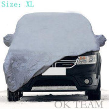 Load image into Gallery viewer, SUV Full Car Cover Water proof Sun Snow Dust Rain Resistant Protection Size XL