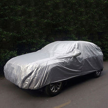 Load image into Gallery viewer, Exterior Car Cover Outdoor Protection Full Car Covers Snow Cover Sunshade Waterproof Dustproof Universal for Hatchback Sedan SUV