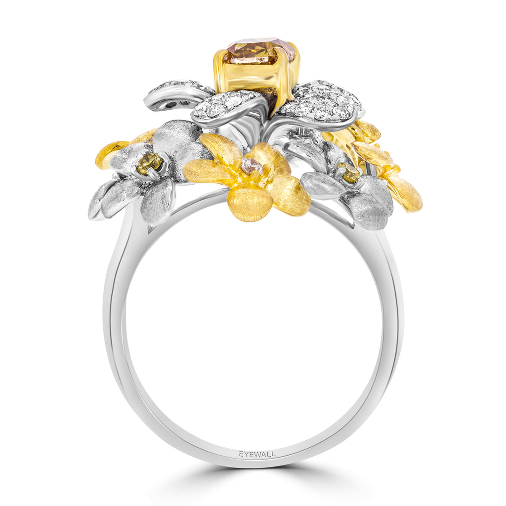 Blooms Diamond Ring