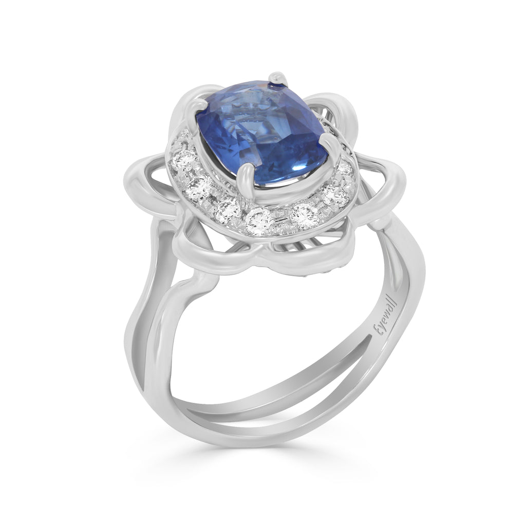 Dreaming Sapphire Ring