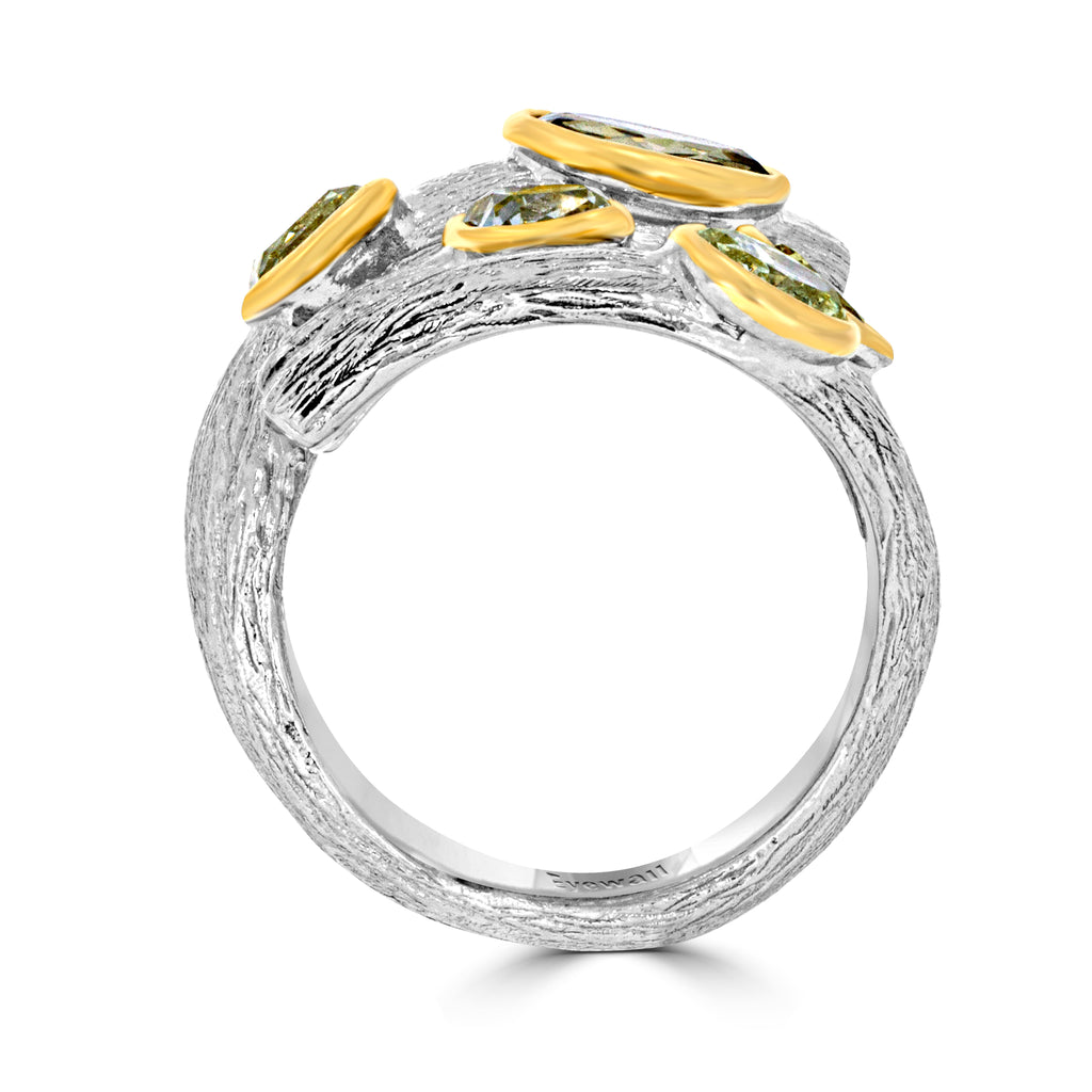 Elm Diamond Ring