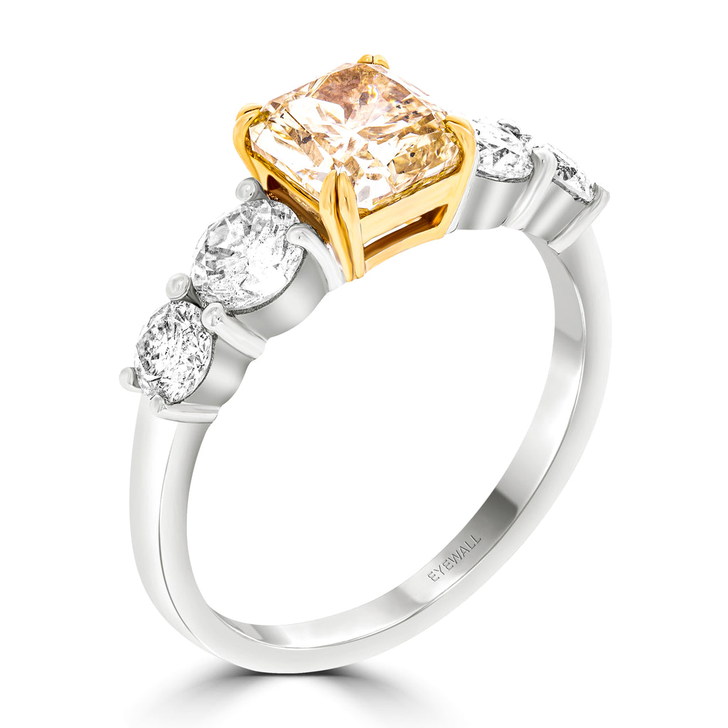 Celestial Diamond Ring
