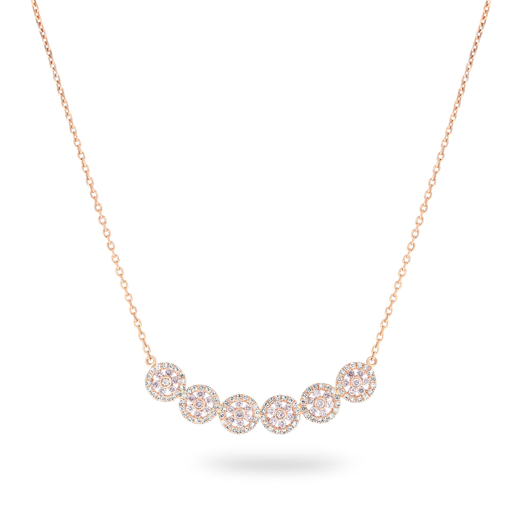 Rosea Cirque Necklace