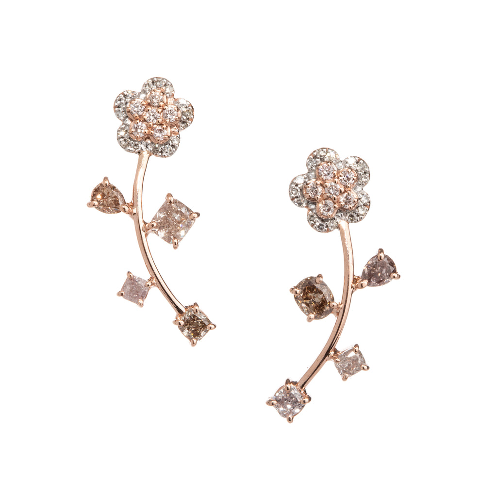Rosea Garland Earrings