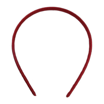 Scarlet - 10mm Satin Lined Headband