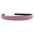 Light Pink Iridescent - 13mm Glitter Lined Headband with Teeth