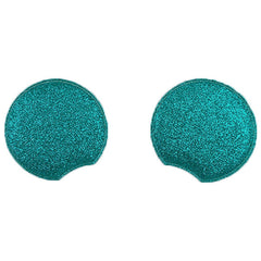 Aquamarine - Glitter Padded Mouse Ears