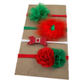 Jingle Bells - DIY Nylon Headband Kit