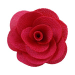 "Hot Pink - 2"" Cloth Flower"