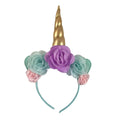 Hannah - DIY Unicorn Headband Kit