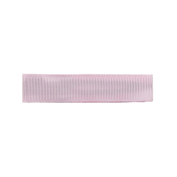 Light Pink - Partially Lined - Single Prong Alligator Clip - 45mm