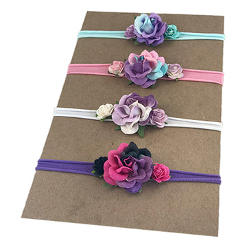 In Full Bloom - DIY Nylon Headband Kit