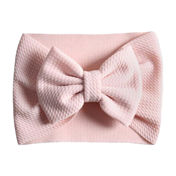 Light Pink - Liverpool Bow Headwrap