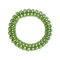 Chartreuse - Phone Cord Hair Tie