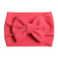 Coral - Liverpool Bow Headwrap