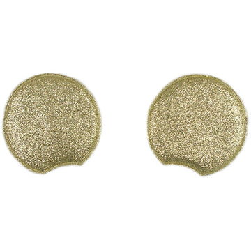 "Light Gold - 2.75"" Glitter Mouse Ears"