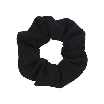 Black - Liverpool Scrunchie